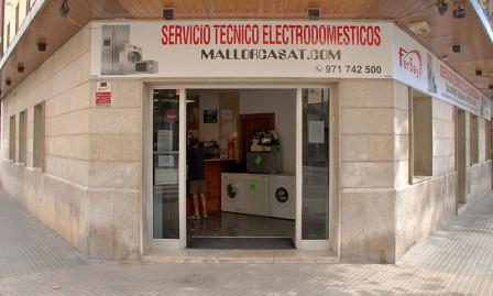 no somos Servicio Técnico Oficial Junkers Mallorca
