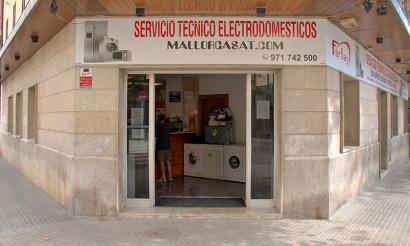 no Servicio Técnico Oficial Junkers Mallorca